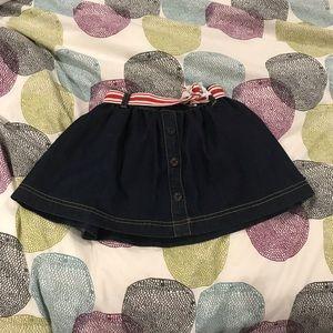 Junior J skirt for little girls
